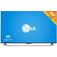 SMART TV 3D 49 4K LG WIFI IPS ULTRA HD 120Hz