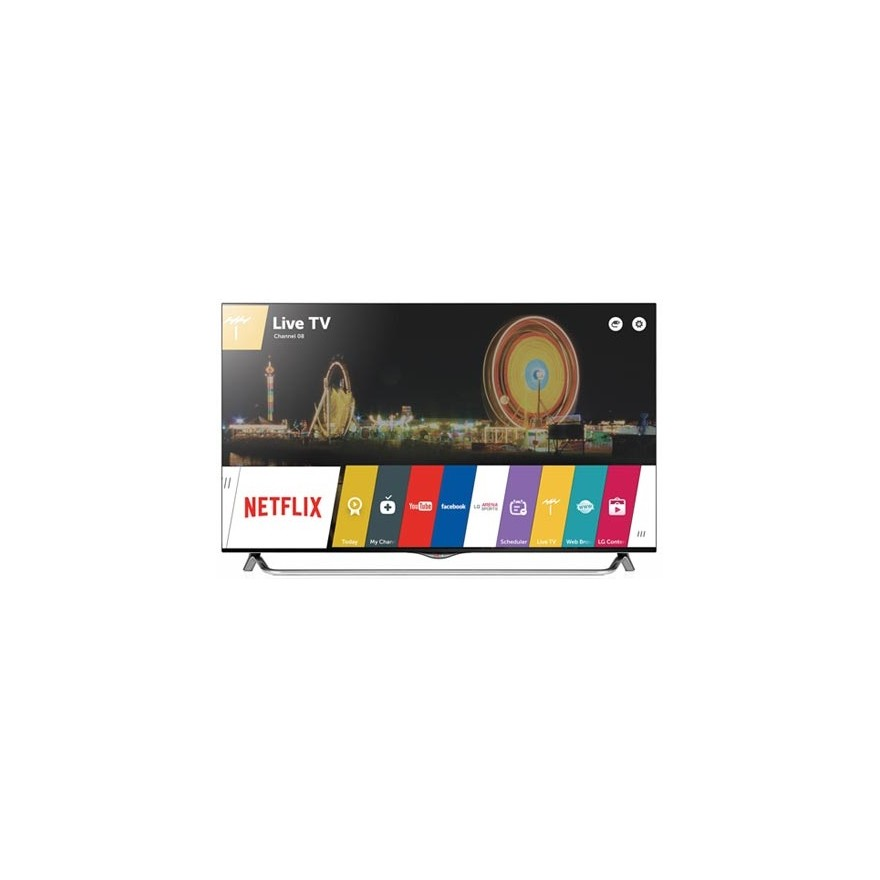 how to connect lg smart tv to wifi