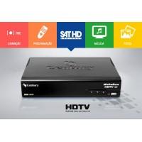 MEDIABOX HDTV CENTURY - SAT HD REGIONAL