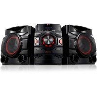 MINI SYSTEM LG 440W RMS, Dual USB, Bluetooth