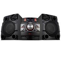 MINI SYSTEM LG TURBO SOUND 1480w RMS, Dual USB, Bluetooth AM FM