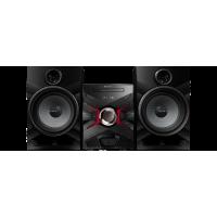 MINI SYSTEM SONY 500w USB/AM/FM CD MP3