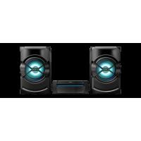 MICRO SYSTEM SONY BOMBOX CD DVD PLAYER USB AM/FM C/ KARAOKÊ 1000w