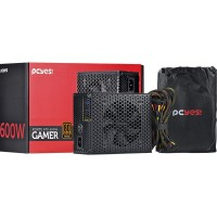 FONTE ATX 700w PLUS BLACK GAMER PCYES