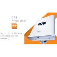 CPE Router Wireless Proeletronic 5.8GHz Antena Embutida 20dBi