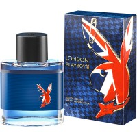 PERFUME FINO PLAYBOY COLÔNIA LONDRES 50ml