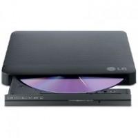 LEITOR E GRAVADOR DVD BLU-RAY 3D LG SLIM BLACK - EXTERNO USB 2.0