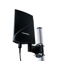 ANTENA EXTERNA AQUARIO DTV, VHF, UHF, HDTV