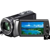 FILMADORA DIGITAL SONY 5MPX FULL HD Zoom 30x 8GB USB HDMI