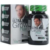 GROW ANTI CALVÍCIE TRATAMENTO DA QUEDA DE CABELO hair platinum ultra man p/ homens
