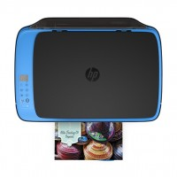 IMPRESSORA MULTIFUNCIONAL HP COLOR USB WIFI COPIADORA + SCANNER