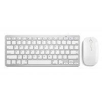 KIT TECLADO + MOUSE WIRELESS SEM FIO 2.4GHz USB - Multilaser