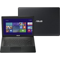 NOTEBOOK ASUS INTEL 2GB RAM HD 500GB TELA 14 WIN8