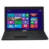 NOTEBOOK ASUS AMD 4GB RAM HD 320GB TELA 15 WIN8