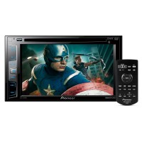 DVD PLAYER AUTOMOTIVO PIONNER LIVE 2DIN TELA TOUCH 6 USB Bluetooth A
