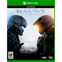 DVD HALO 5 GAME FOR XBOX ONE