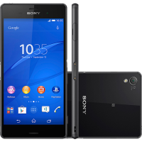 SMARTPHONE SONY XPERIA Z3 Android 4.4 Quad-Core 2,5GHz Câmera 20,7MP Tela 4,6 16GB