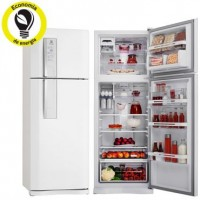 REFRIGERADOR ELECTROLUX BRANCO FROST FREE 2 PORTAS 425L PAINEL TOUCH
