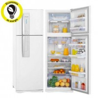REFRIGERADOR ELECTROLUX BRANCO FROST FREE 2 PORTAS 380L PAINEL TOUCH