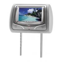 ENCOSTO DE CABEÇA AUTOMOTIVO C/ DVD TELA LCD 7 TOUCHONE