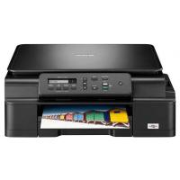 IMPRESSORA BROTHER COLOR WIFI USB Scanner Copiadora e Fax