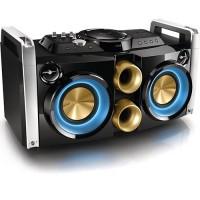 MINI SYSTEM PHILIPS COM KARAOKÊ MP3 USB 240w