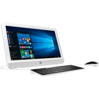 COMPUTADOR ALL IN ONE HP 4GB RAM 500GB HD QUAD CORE TELA 20 WIN10 HDMI Bluetooth