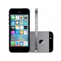 IPHONE 5S APPLE 64GB TELA HD 4 IOS 8 CAM 8 MPX WIFI Bluetooth 4.0 GPS