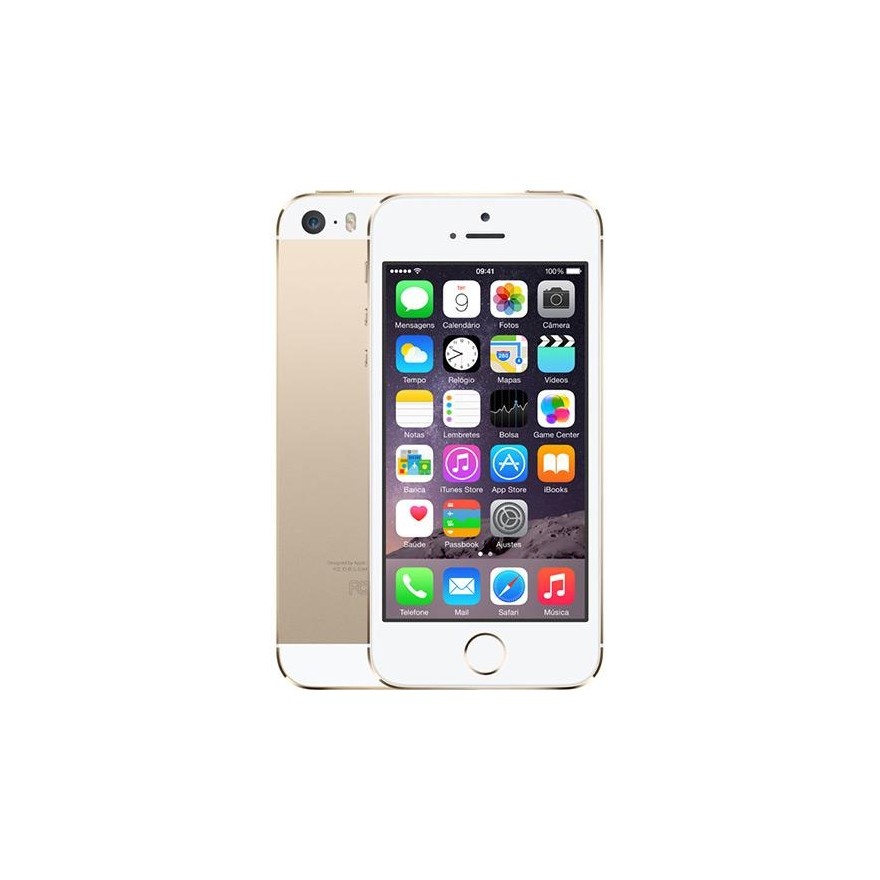 07746342e ... IPHONE 5S APPLE 64GB TELA HD 4 IOS 8 CAM 8 MPX WIFI Bluetooth 4.0 GPS  ...