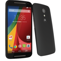 SMARTPHONE MOTO G 2ªG 3G 2 CHIPS TELÃO 5 ANDROID 4.4 CAMP 8MPX GPS QUAD CORE 1.2GHz