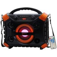 CAIXA DE SOM MULTIUSO LENOXX AMPLIFICADA 50W Bluetooth FM USB MP3 SD
