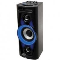 CAIXA DE SOM PHILCO TORRE 100W Bluetooth USB FM MP3 À BATERIA