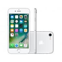 IPHONE 7 APPLE TELA 4.7 DUAL CAM 12MPX IOS 10 4G QUAD CORE 64 BITS 32GB