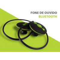 FONE DE OUVIDO HEADSET WIRELESS Bluetooth Stereo