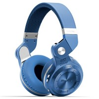 FONE DE OUVIDO HEADSET WIRELESS Bluetooth Bluedio Metal DJ Professional Play