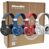 FONE DE OUVIDO HEADSET WIRELESS Bluetooth Bluedio Metal DJ Professional 057
