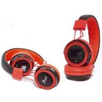 FONE DE OUVIDO HEADSET WIRELESS Bluetooth Rádio FM SD