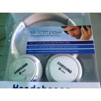 FONE DE OUVIDO HEADSET WIRELESS Bluetooth Samung SD FM MP3