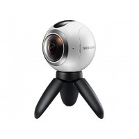 CÂMERA SAMSUNG 360 25.9MP, NFC c/UHD 1GB Mini Tripé SD