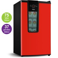 CERVEJEIRA CONSUL 80L FROST FREE 115w - Red