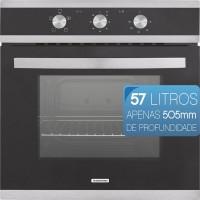FORNO DE EMBUTIR TRAMONTINA C/ GRILL 56L EsquentaDoura Assa