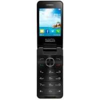 CELULAR FLIP Bluetooth 3.0, rádio FM CAM 3MPX ALCATEL