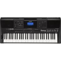 TECLADO MUSICAL YAMAHA 12w USB MIDI 758V c/ Crossfade Retrigger Arpeggio