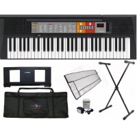 TECLADO MUSICAL YAHAMA C/ KIT TRIPÉ 5W 120VOICES