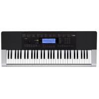 TECLADO MUSICAL CASIO 61 TECLAS 600 VOICES ARPELADOR 90 USB - SEMIPROFESSIONAL