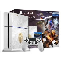 CONSOLE PLAYSTATION 4 500GB Slim Personalizado Destiny