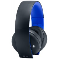 FONE DE OUVIDO HEADSET SONY SURROUND 7.1 WIRELESS C/ MICROFONE PS3/PS4/DUAL SHOCK/ VITA