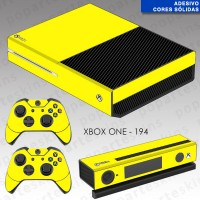 SKIN CAPA ADESIVO PARA XBOX ONE - Cores Sólidas