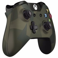 CONTROLE XBOX ONE WIRELESS ESPECIAL ARMED EDITION