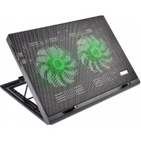 BASE CASE MESA PARA NOTEBOOK TURBO DUAL COOLER